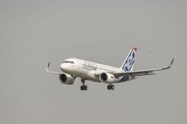 Levegőben az A319neo első példánya
