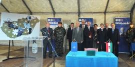 Elkészült a NATO-radartorony Medinán