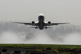 Megkapta a típusjogosítást a Boeing B 737 MAX 8-as új generációs keskenytörzsű