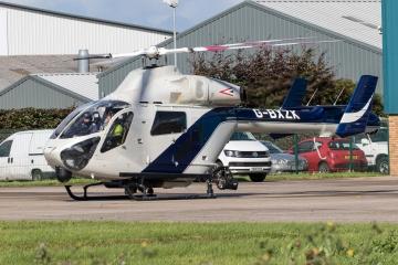 Mindjárt 20 éves az egyik új ex-brit rendőrségi helikopter