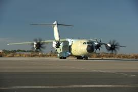 Airbus: azonnal ellenőrizniük kell az A400M operátoroknak a hajóművek vezérlését