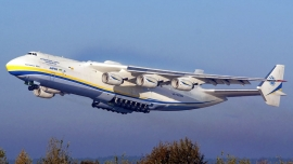 Virtuális An–225 Mrija túra