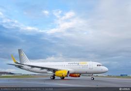 A Vueling légitársaságé az első 186 üléses A320ceo