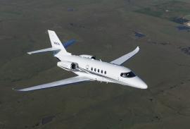 Megkapta az amerikai típusengedélyt a Cessna Citation Latitude