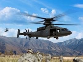 Új videó a készülő SB–1 Defiant katonai helikopterről