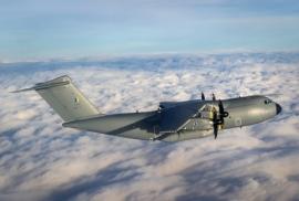 Átvette a maláj királyi légierő az első A400M szállítógépét