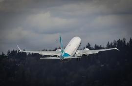Ismét felszállhattak az új B 737 MAX család példányai