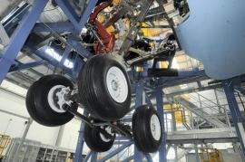 Kezdődik az A350XWB futóműveinek a tesztelése