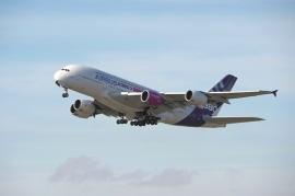 Levegőben tesztelik az A350-1000-es hajtóművét