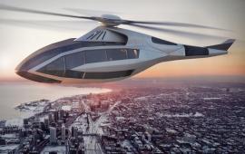 Bemutatta a Bell az FCX–001-es koncepicó helikopter elképzelését
