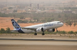 Megkapta az A320neo a típusjogosítását