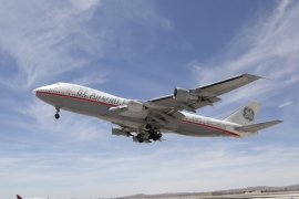 Megkezdődött a B 737 MAX LEAP–1B hajtómű intenzív légi tesztje
