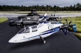 Készül a Sikorsky S–97-es RAIDER második prototípusa