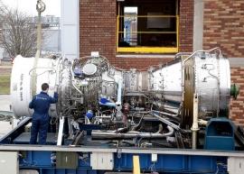 A B 777-es hajtóműve hajtja az új brit repülőgép-hordozókat