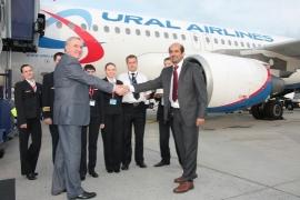 Budapesten az Ural Airlines – új kapcsolat nyílt kelet felé
